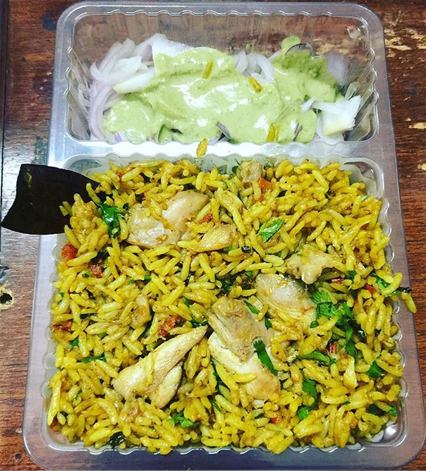 Order Biryani Online in Delhi NCR
